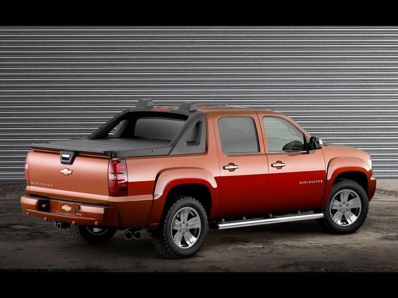Fondos de Pantalla / Camionetas / Chevrolet Avalanche