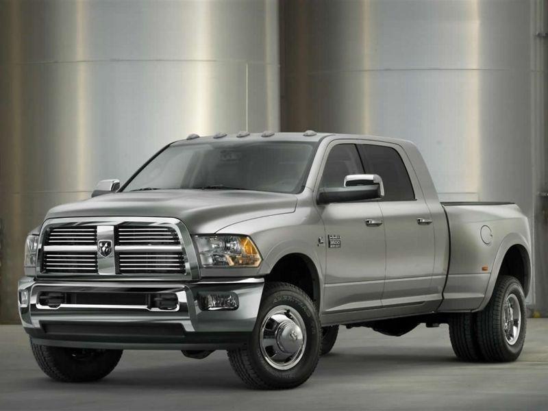Fondos de Pantalla / Camionetas / Dodge Ram