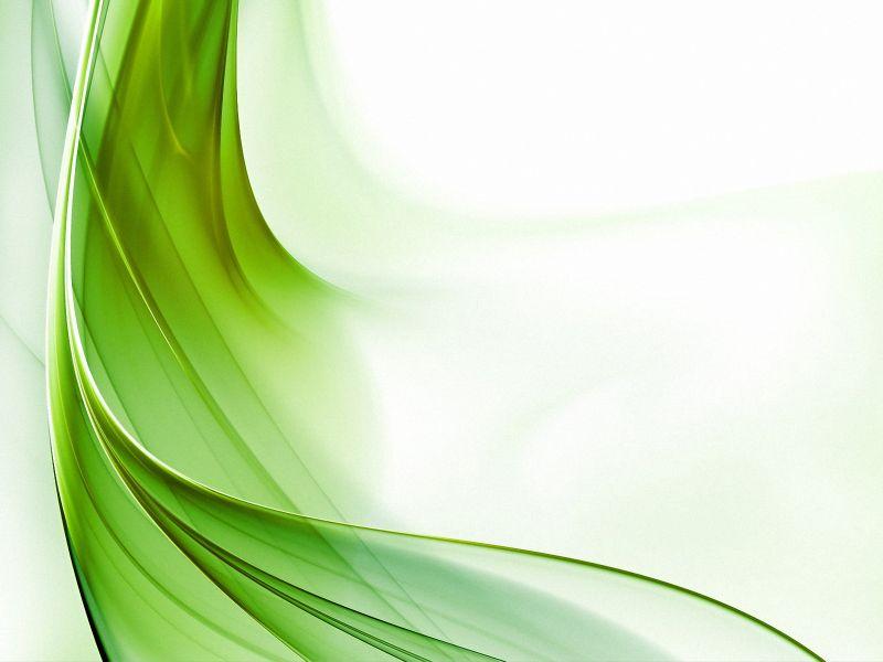 Fondos de Pantalla / Abstractos / Bello Verde