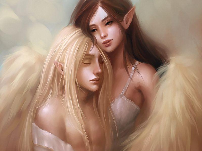 Amor de Elfos