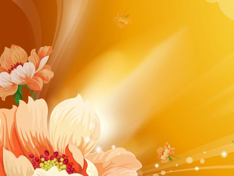 fondos de pantalla de Floral Naranja. wallpapers de Floral