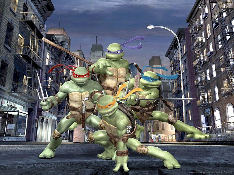 JUEGOS de Las Tortugas Ninja Gratis
