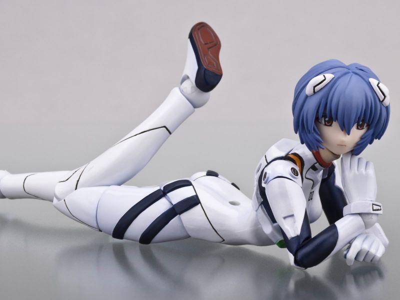 3d anime robot girl