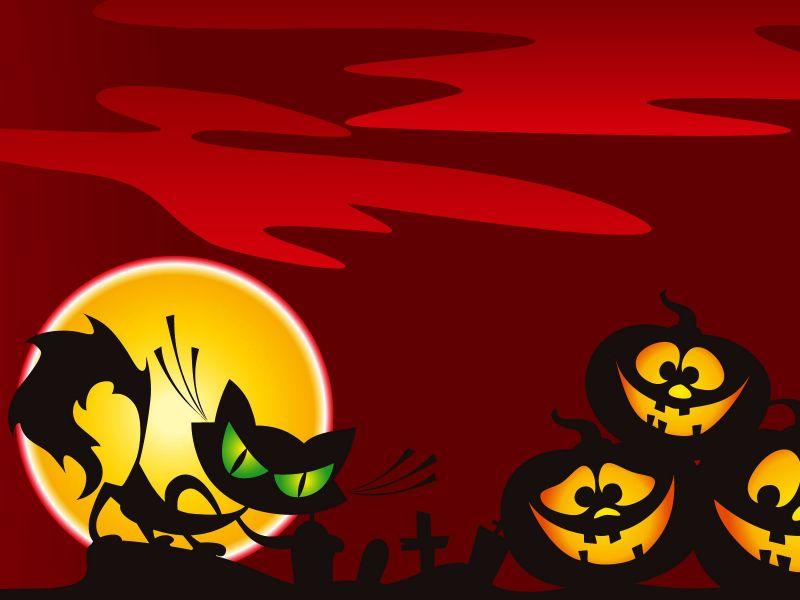 Fondos de Pantalla / Halloween / Halloween Noche