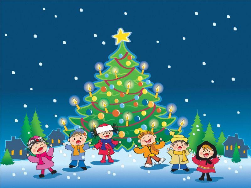 fondos de pantalla de Navidad Infantil. wallpapers de Navidad Infantil