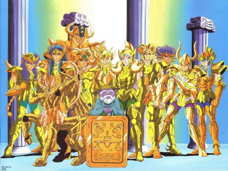 Fondos De Pantalla De Caballeros Del Zodiaco Wallpapers De