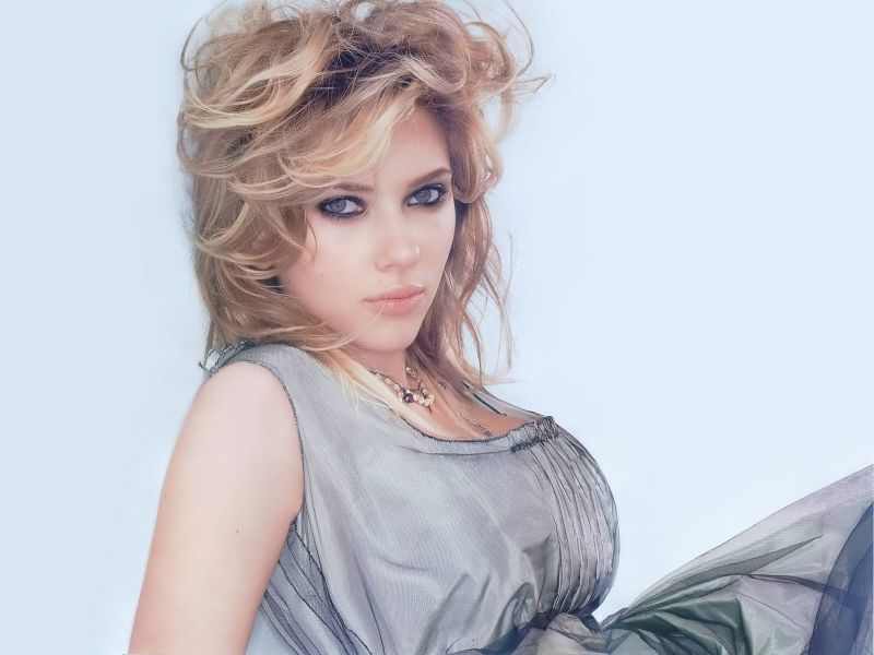 Fondos De Pantalla De Belleza Scarlett Johansson Wallpapers