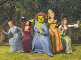 Princesas Shrek