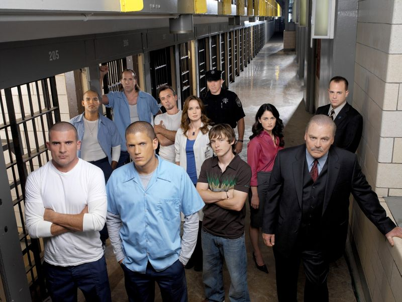 Actores Prison Break