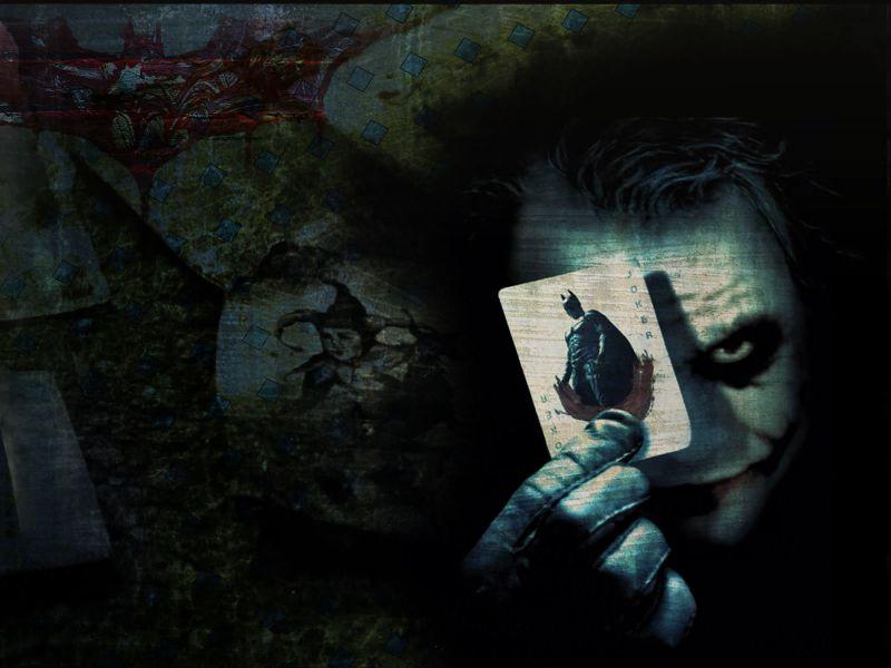 Fondos De Pantalla De Carta Del Joker Wallpapers De Carta