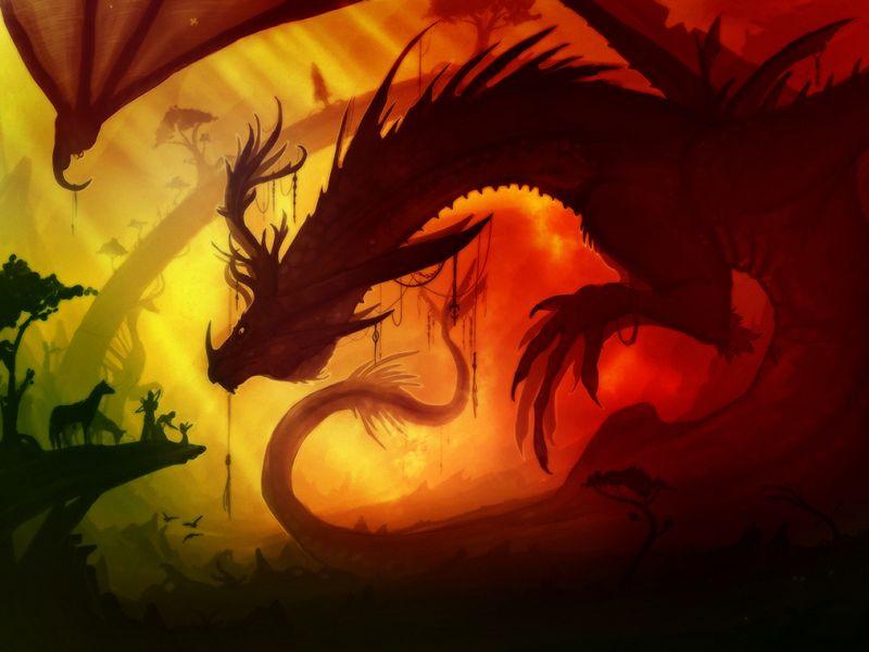 El Dragon Rojo