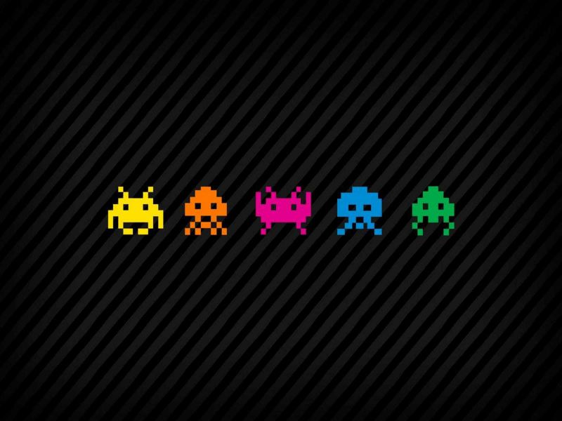 Fondos De Pantalla De Retro Juego Nintendo Galaxy Wallpapers De