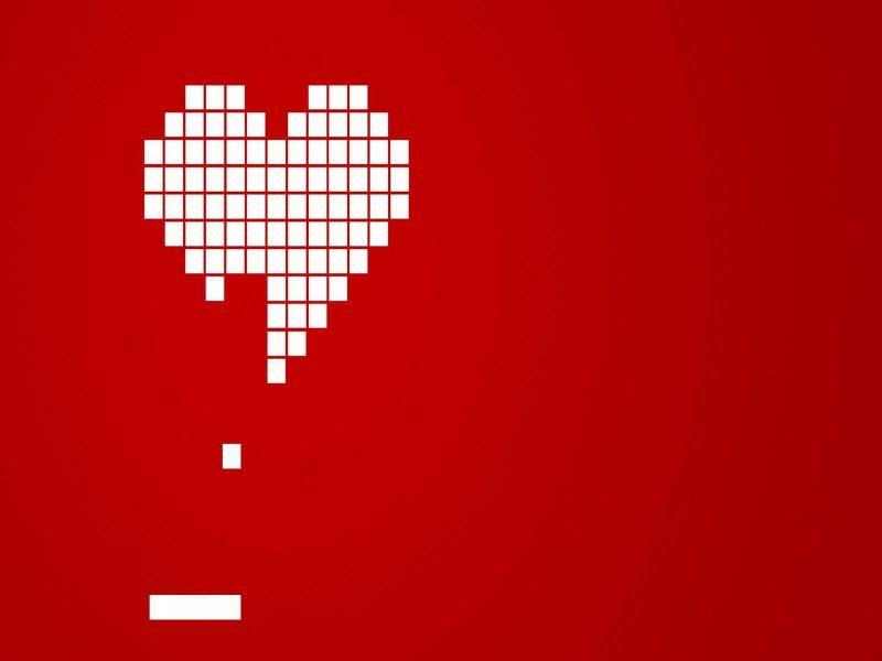 Fondos de pantalla amor retro
